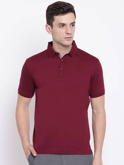 76caab02 Blackberrys T Shirts - Buy Blackberrys T Shirt For Men Online   Myntra