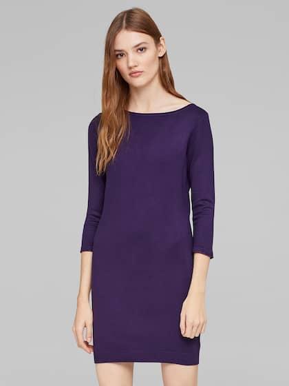 741e549ad669 Purple Dresses - Buy Purple Dresses online in India