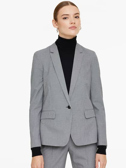 Formal Blazers For Women - Buy Formal Blazers For Women online in India 16355af411