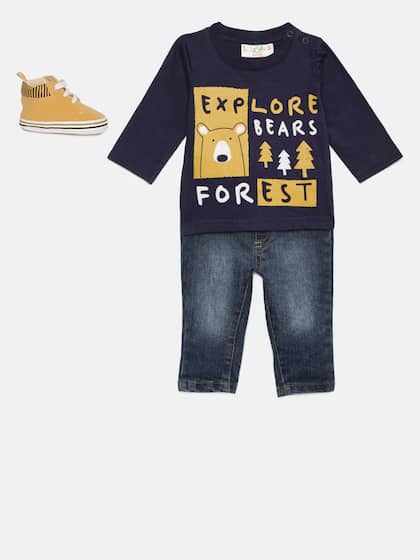 5c158c9f78 Boys Clothing Sets - Buy Boys Clothing Sets online in India