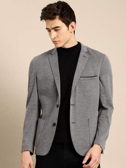 7e1363ada74f Blazers for Men - Buy Men Blazer Online in India at Best Price   Myntra