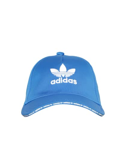 ADIDAS Originals Unisex Blue Embroidered Baseball Cap