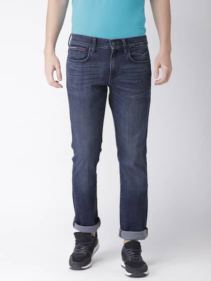 36bc59a9 Tommy Hilfiger Straight Jeans - Buy Tommy Hilfiger Straight Jeans ...