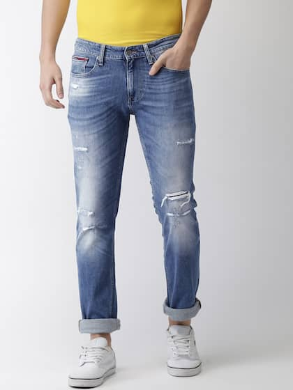 f0b6743d Tommy Hilfiger Jeans - Buy Jeans from Tommy Hilfiger Online | Myntra