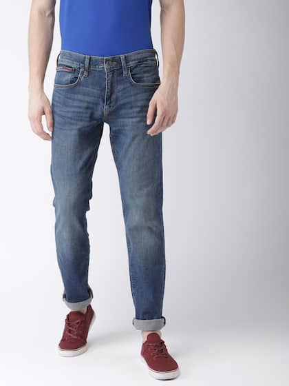64ee74e19 Tommy Hilfiger Straight Jeans - Buy Tommy Hilfiger Straight Jeans ...
