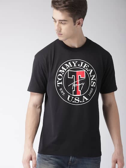3b1f83b1 Tommy Hilfiger Tshirts - Buy Tommy Hilfiger Tshirts Online | Myntra