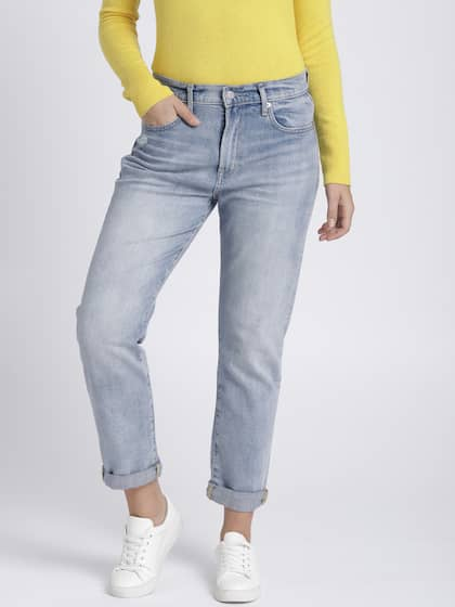 d6c445e432f4 High Waisted Jeans - Buy High Rise Jeans For Men   Women Online