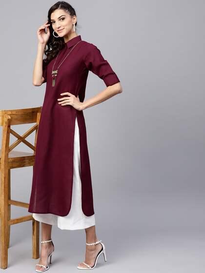 e3b40250bfa Pathani Kurta - Buy Pathani Kurtas Online in India