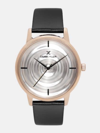 27a78ecc93b Daniel Klein Premium Unisex Silver-Toned Analogue Watch DK11848-3