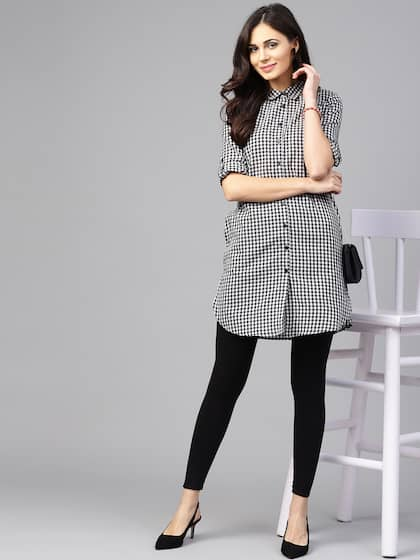 e3c27678dd4d8 Tunics for Women - Buy Tunic Tops For Women Online in India