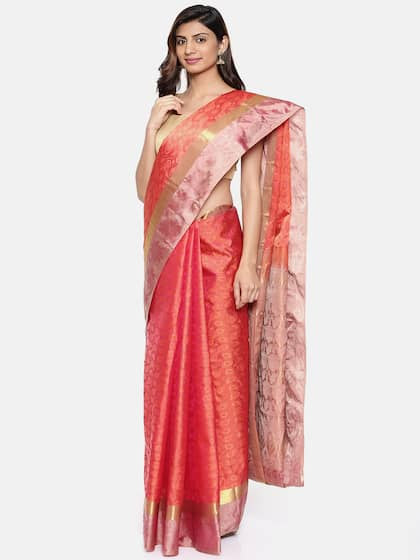8e024837e7665 Silk Sarees - Buy Pure Silk Saree Online in India   best price