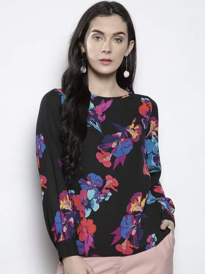 c73df60db8b Ladies Tops - Buy Tops   T-shirts for Women Online