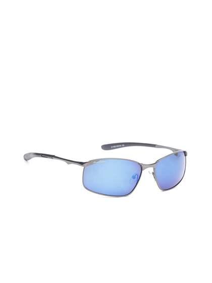 4e7a2139a32 Blue Sunglasses - Buy Blue Colour Sunglass Online in India