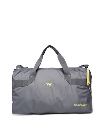 Duffle Bags - Buy Branded Duffle Bags Online in India  10c049f3e5fe9