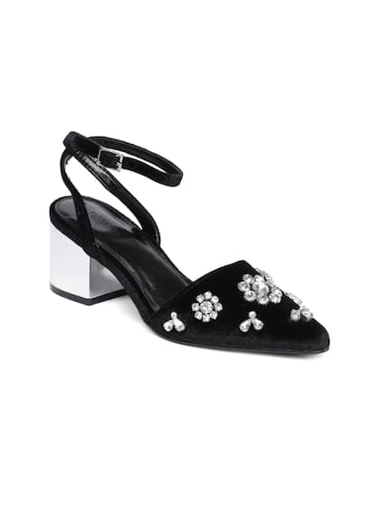 5d23e92b6a0 Forever 21 Heels - Buy Forever 21 Heels online in India