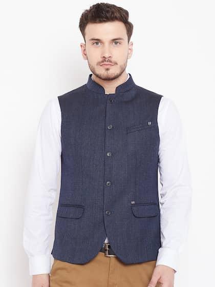 7c5461f0 Waistcoat | Buy Waistcoats Online in India