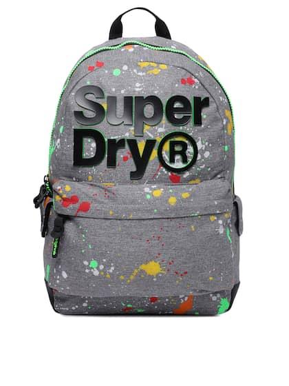 Men Superdry Backpacks - Buy Men Superdry Backpacks online in India ee6527886c44e