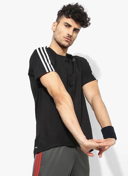 d6153656 Adidas T-Shirts - Buy Adidas Tshirts Online in India | Myntra