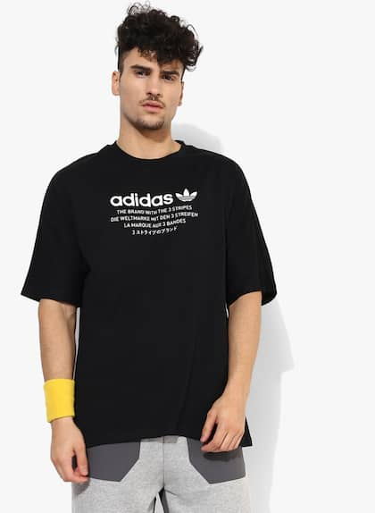 Adidas T-Shirts - Buy Adidas Tshirts Online in India  ff60ad64f