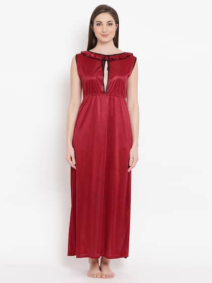 12b7024462 Night Dresses - Buy Night Dress & Nighty for Women & Girls Online