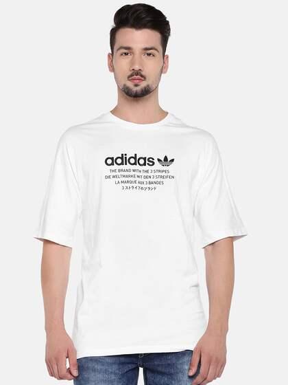 64ad7a7140550 Adidas Originals Tshirts - Buy Adidas Originals Tshirts online in India