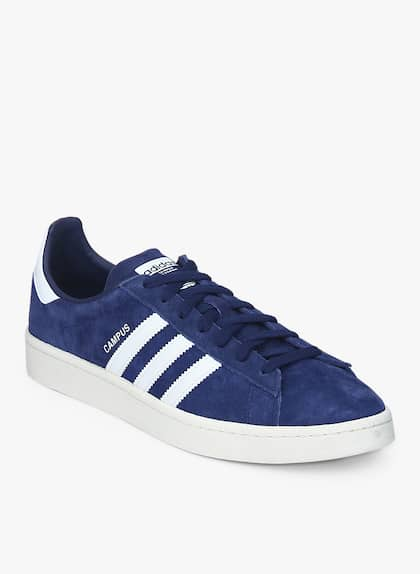 separation shoes 8a576 69a01 ADIDAS Originals. Campus Navy Blue Casual Shoes