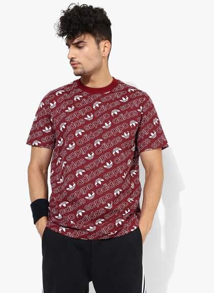 1091862ff01 Adidas T-Shirts - Buy Adidas Tshirts Online in India