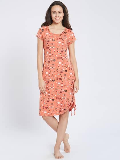 Mystere Paris Cotton Nightdresses - Buy Mystere Paris Cotton ... 1abce7239