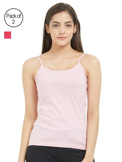 ba2db8e33a0dcd Camisoles - Buy Camisole for Women   Girls Online at Best Price