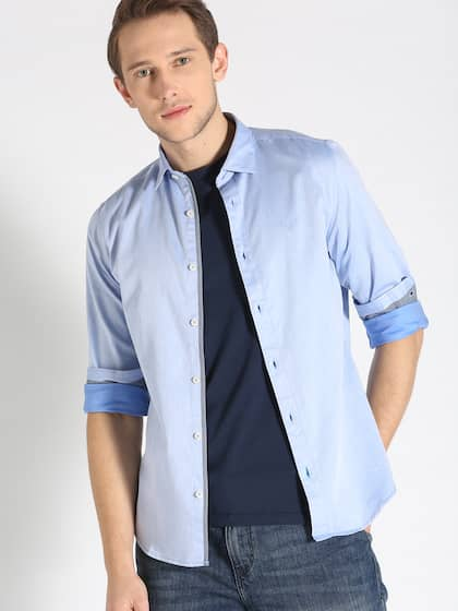 084c83f3522a S Oliver Shirts - Buy S Oliver Shirts Online in India