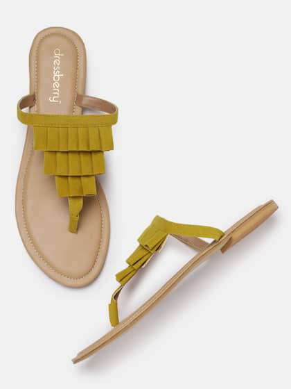 4d4bf4c6ae5a Ladies Sandals - Buy Women Sandals Online in India - Myntra