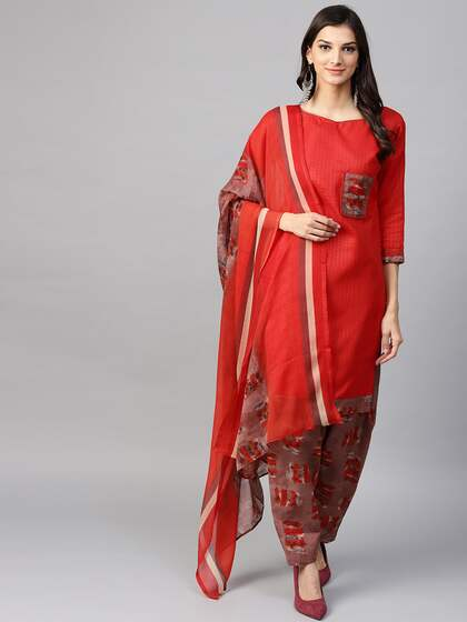 5766808aee Cotton Dress Material - Buy Cotton Dress Material Online in India