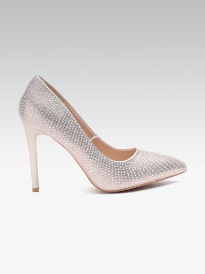 dab3c650b23 Stilettos Shoes - Buy Stiletto Shoes Online for Women | Myntra