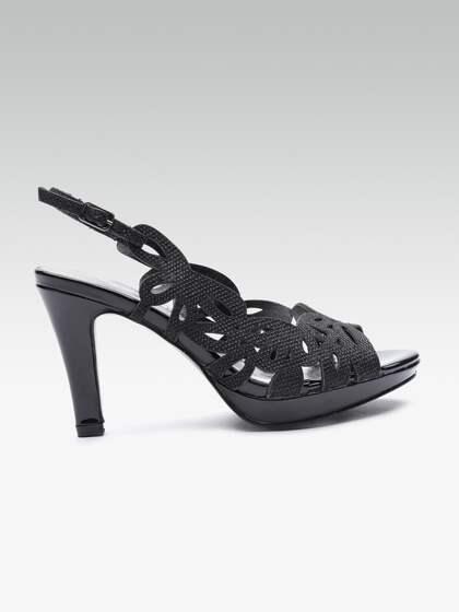 4a6c7c7a26389 Shimmer Heels - Buy Shimmer Heels online in India