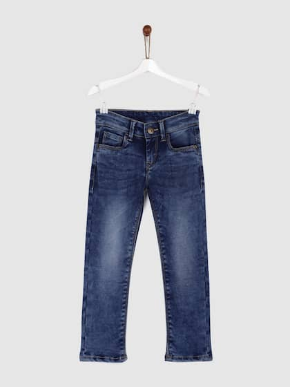 107e0e676 Girls Jeans - Buy Jeans for Girls Online in India - Myntra