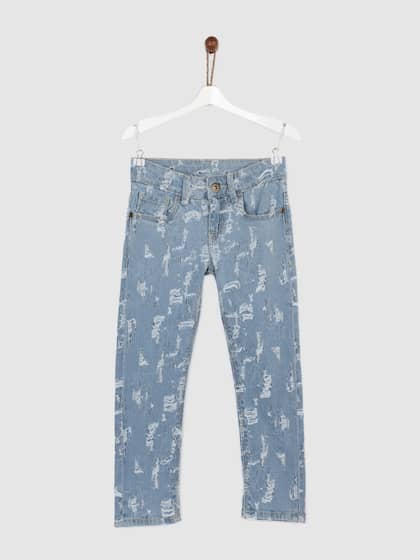 a15ab851e Girls Jeans - Buy Jeans for Girls Online in India - Myntra