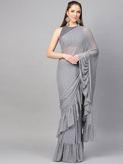2cb43c128c5532 Printed Saree - Buy Printed Sarees for Women Online in India