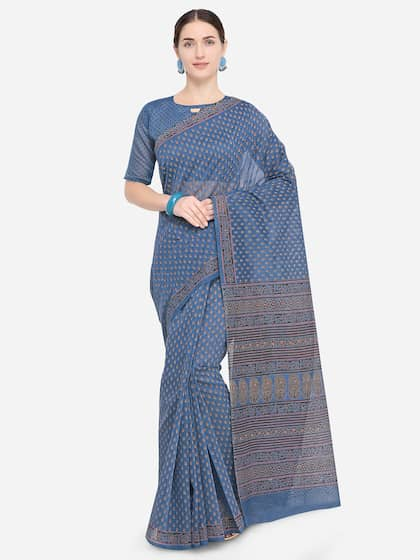 6cc52511658dc9 Cotton Sarees - Buy Cotton Sarees Online in India | Myntra