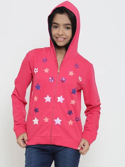 42533521b2e9 Natilene. Girls Embroidered Sweatshirt