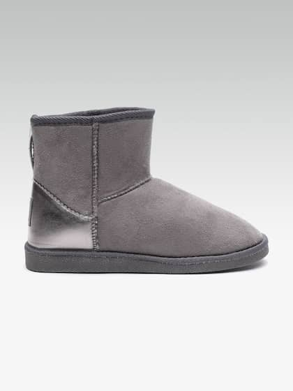 3c6f3decb8 Womens Boots - Buy Boots for Women Online in India | Myntra