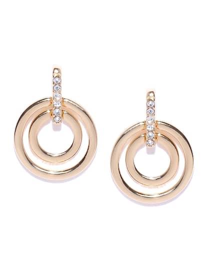 0289b64f116d Crystal Earrings - Buy Crystal Earrings Online in India