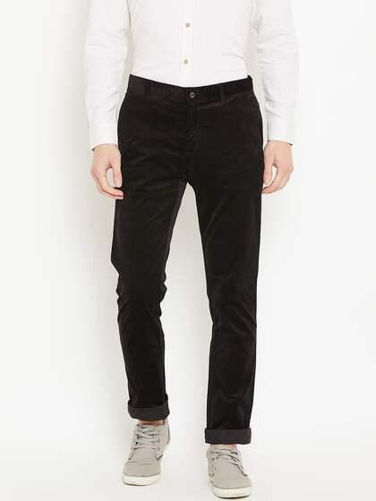 62e21eaae2b Corduroy Trousers - Buy Corduroy Trousers online in India