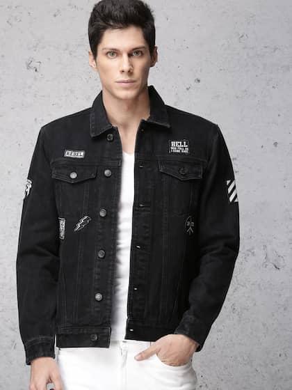 5a43f9383946 Ecko Unltd. Men Solid Denim Jacket