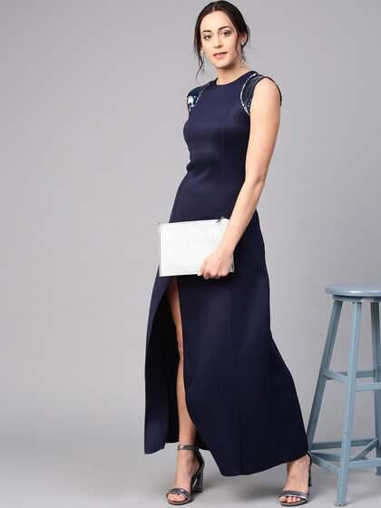 f324e0dd9167 Blue Dress - Buy Blue Dresses For Women   Girls Online
