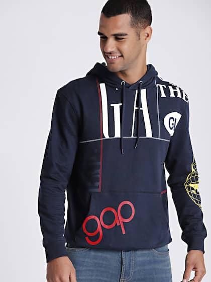 f47511dd832b GAP Sweatshirts - Buy GAP Sweatshirt Online in India | Myntra