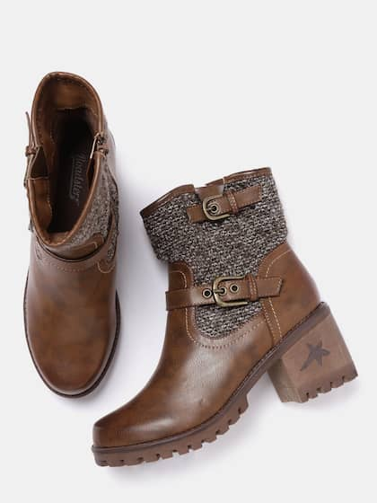 4ab3986f2c8a Womens Boots - Buy Boots for Women Online in India