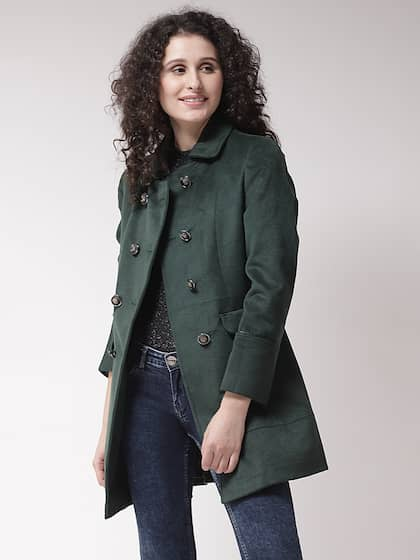 75a5af45e2 Coats for Women - Buy Women Coats Online in India