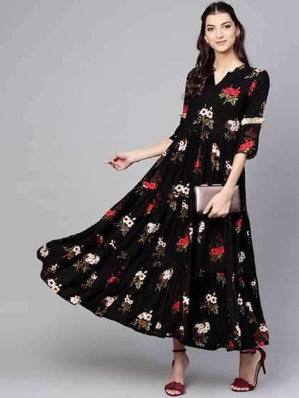 650a8fbd4 Black Dress - Buy Black Dresses For Women in India