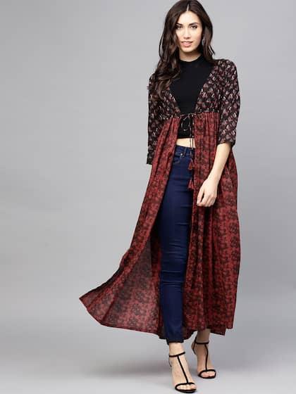 965ccd7f270c Winter Wear for Women - Buy Womens Winter Wear Online in India
