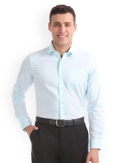 5f172b87a94b Arrow Shirts - Buy Arrow Shirts for Men Online in India   Myntra